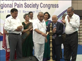7TH South Asian Regional Pain Society Cong 2014 by Nitin Patel