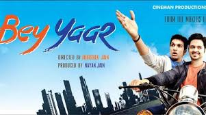 Bey Yaar movie promotion in Ahmedabad