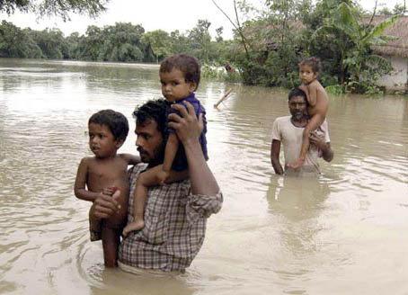 Northen states remain flood hit
