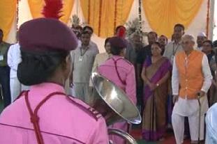 Gujarat Governor at Patan