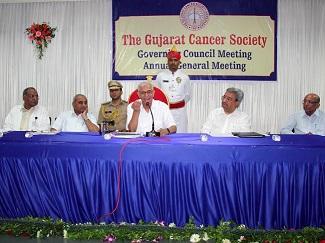 Gujarat Cancer Society addressed by Governor Kohli