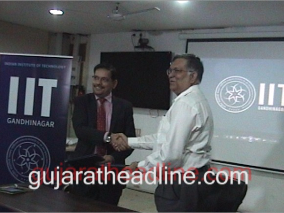 IIT Gandhinagar and Neilsen signs MOU
