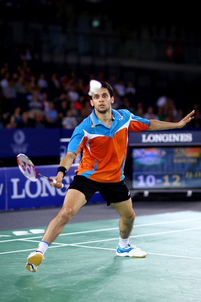 Kashyap in single finals at Commonwealth Games 2014
