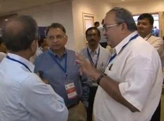MSME Award Saurabh Patel