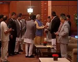 Indian Ambassador hosted dinner for PM Modi in Nepal