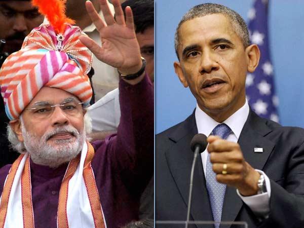 PM Narendra Modi US President Obama