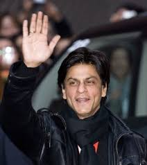 SRK at Happy New Year laughs on nude poster
