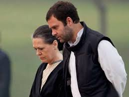 Sonia and Rahul Gandhi probed by ED