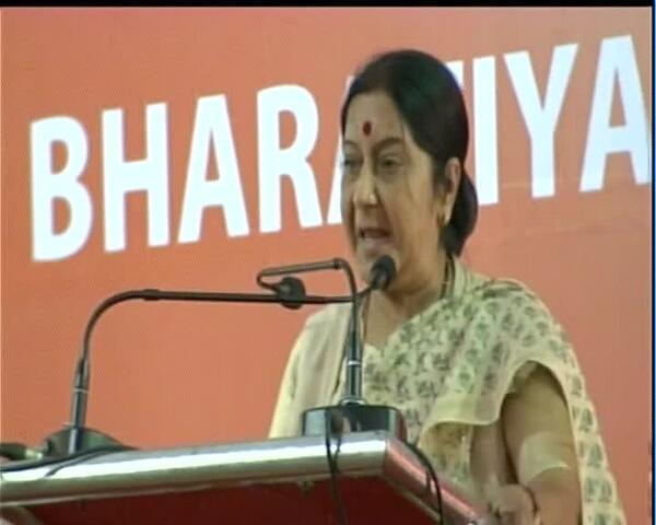 Sushma Swaraj to visit Vietnam