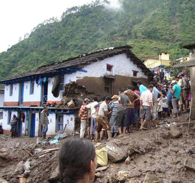 Uttarakhand Cloudburst kills 26 persons