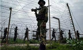 ceasefire violation by Pak