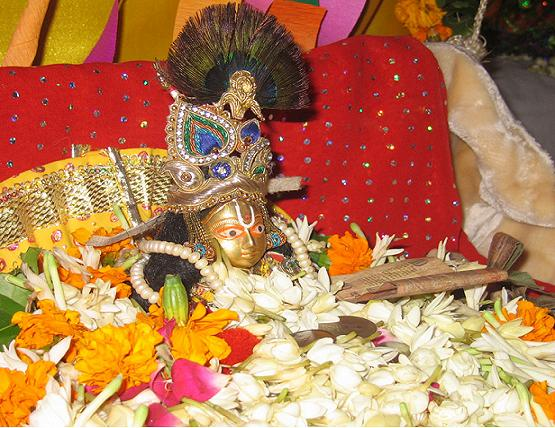 janmashtami celebration with great devotion