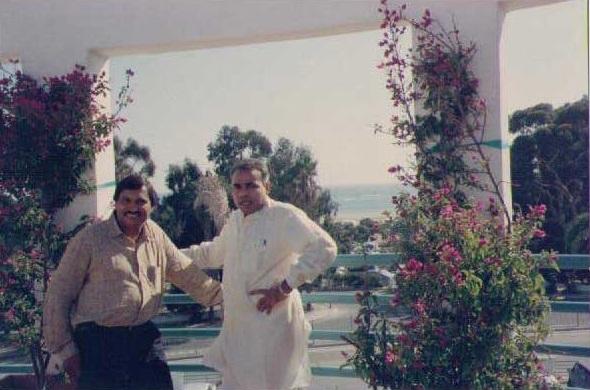 1993 us visit narendra modi photo 1