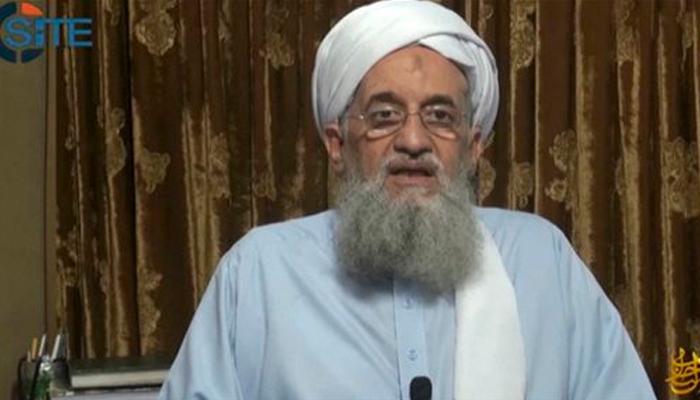 aymanal zawahiri al qaeda gives threat