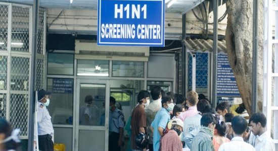 3 positive cases of swine flu in Kutch