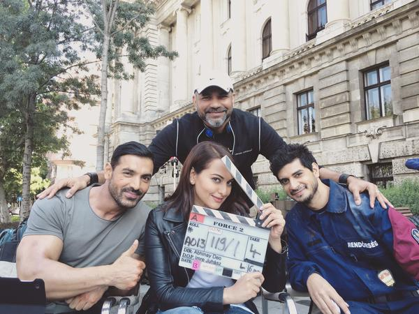 Force 2 shooting starts 2