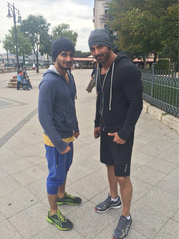 Force 2 shooting starts 4