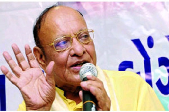 Shankersinh_Vaghela on statue of unity