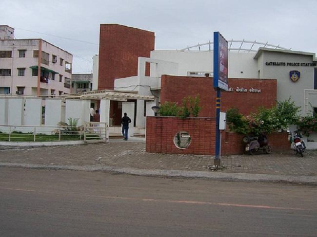 satellite police
