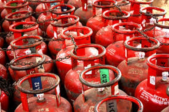 gas cylinder costly