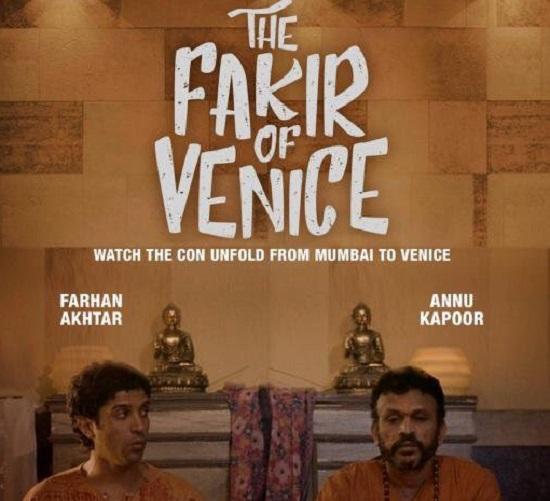 The Fakir of Venice: Farhan Akhtar and Annu Kapoor