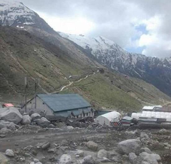 Badrinath Highway closed