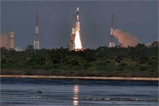 India's GSAT-17 successfully launched