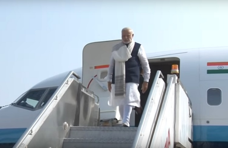 Narendra Modi to visit Gujarat in June