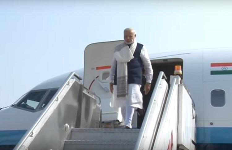 Narendra Modi to visit Gujarat in June