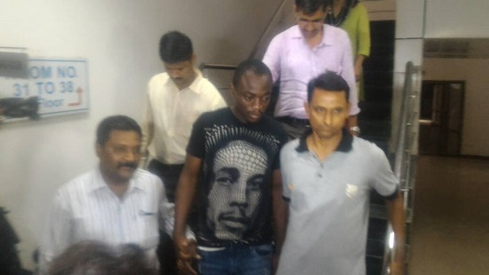 NCB Ahmedabad arrested Nigerian boy with drugs