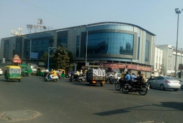 ahmedabad textile traders