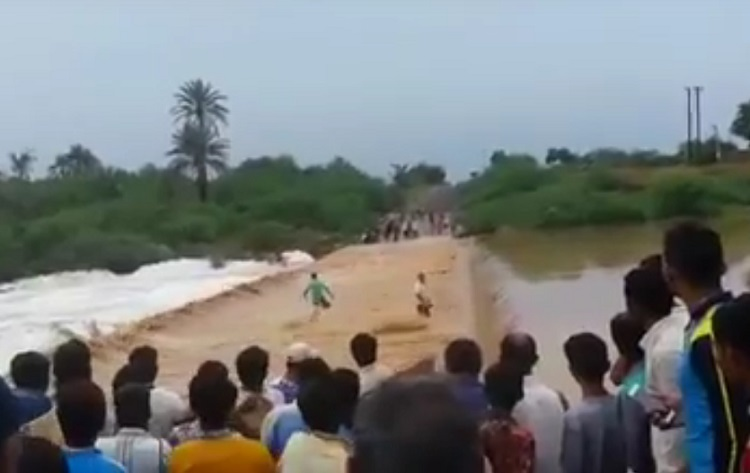 boy drowned doing stunt in water