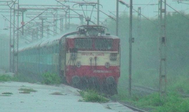 gujarat trains diverted