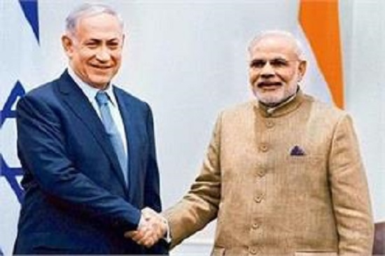 PM Modi's Israel visit; prime discussion on cyber security