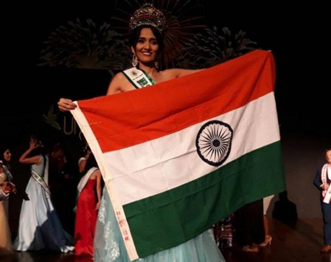 neepa singh crowned