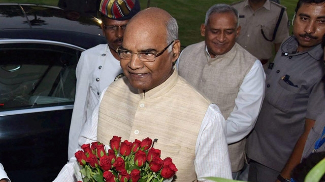 ram nath kovind president of india