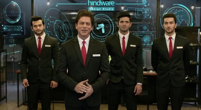 Hindware_Shahrukhkhan