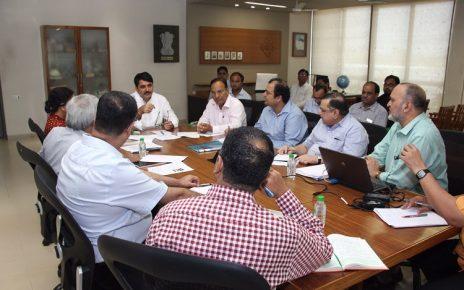 shanker chaudhary swine flu meeting today