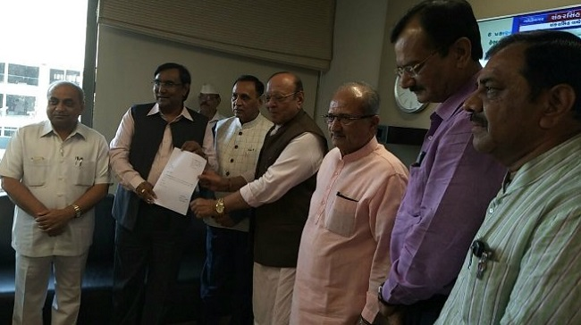 shankersinh resigns from congress