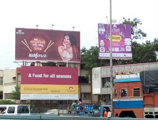 Sunny leone condom advertisement in navratri