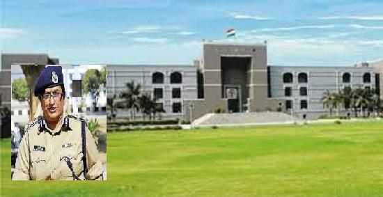 high court permanent dgp appointment