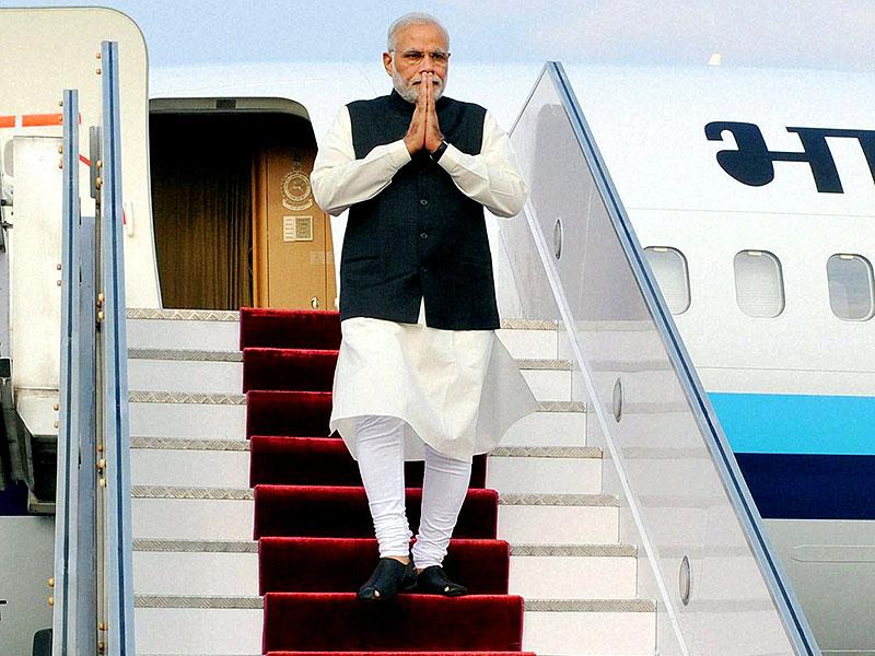 Narendra Modi to visit Gujarat