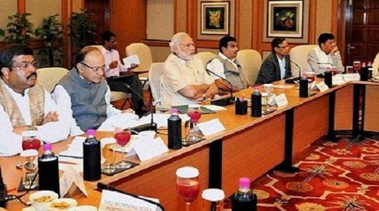 narendra modi cabinet reshuffle