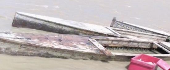 pakistan boats by BSF