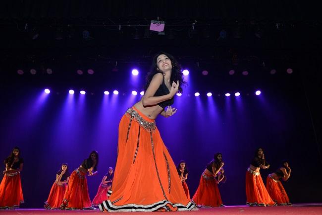 professional dance fashion show