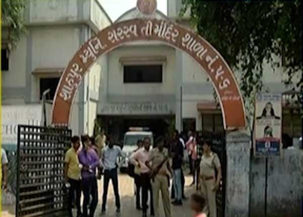 shahpur school rape on minor girl