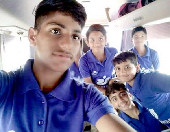 surat cricketer drownd in srilanka