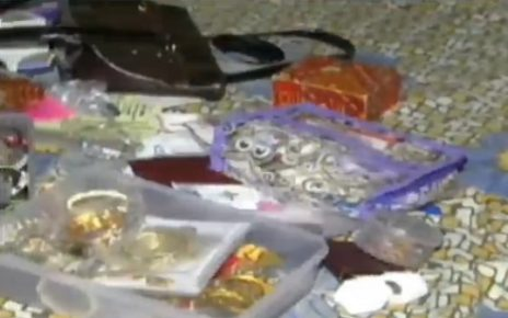 Ahmedabad theft at 10 places in Diwali