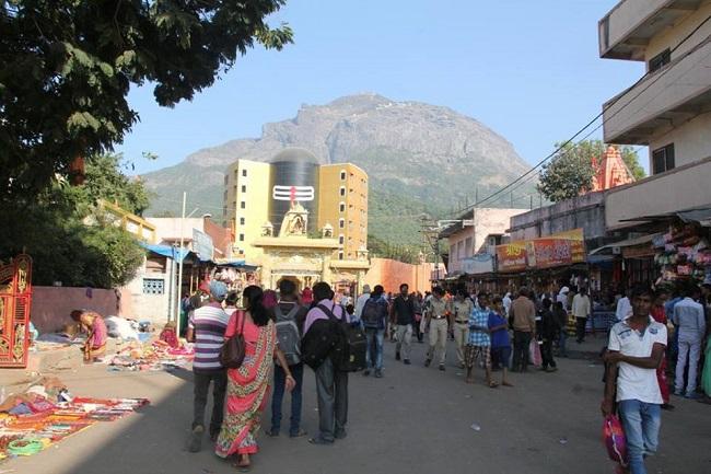 Junagadh lili parikrama Shiv temple