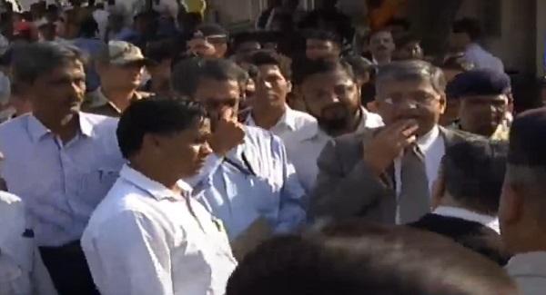 Naroda gam case judge visit